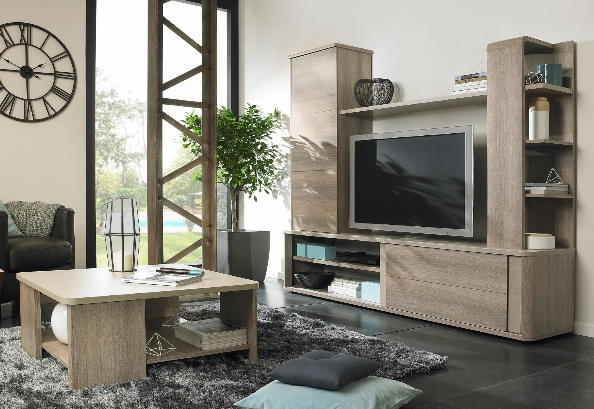 Tv And Media Units Part - 48: Rattan Garden Furniture