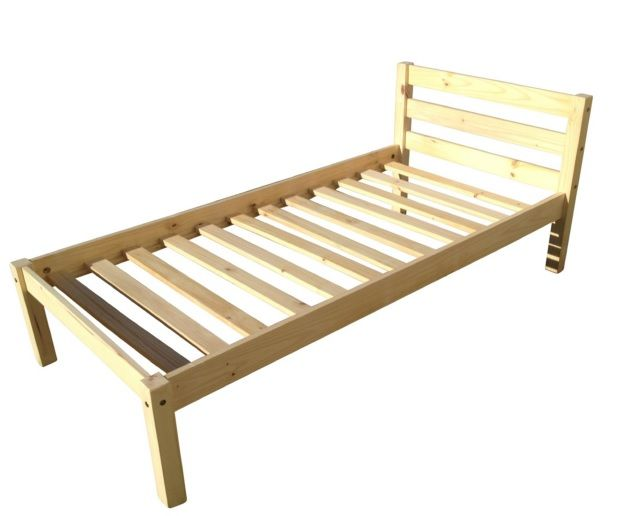 Traditional Pine Single Bed