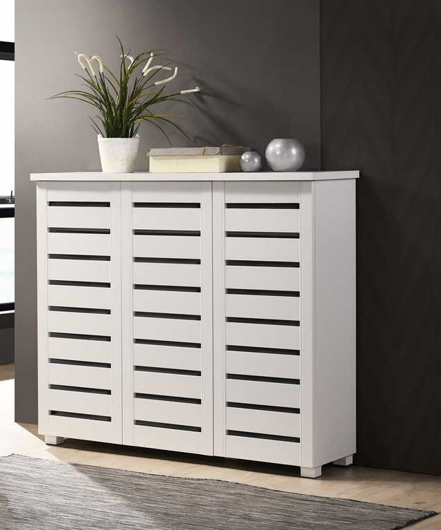Shoe Storage Cabinet With Doors Off 74, Shoe Storage White Cabinet