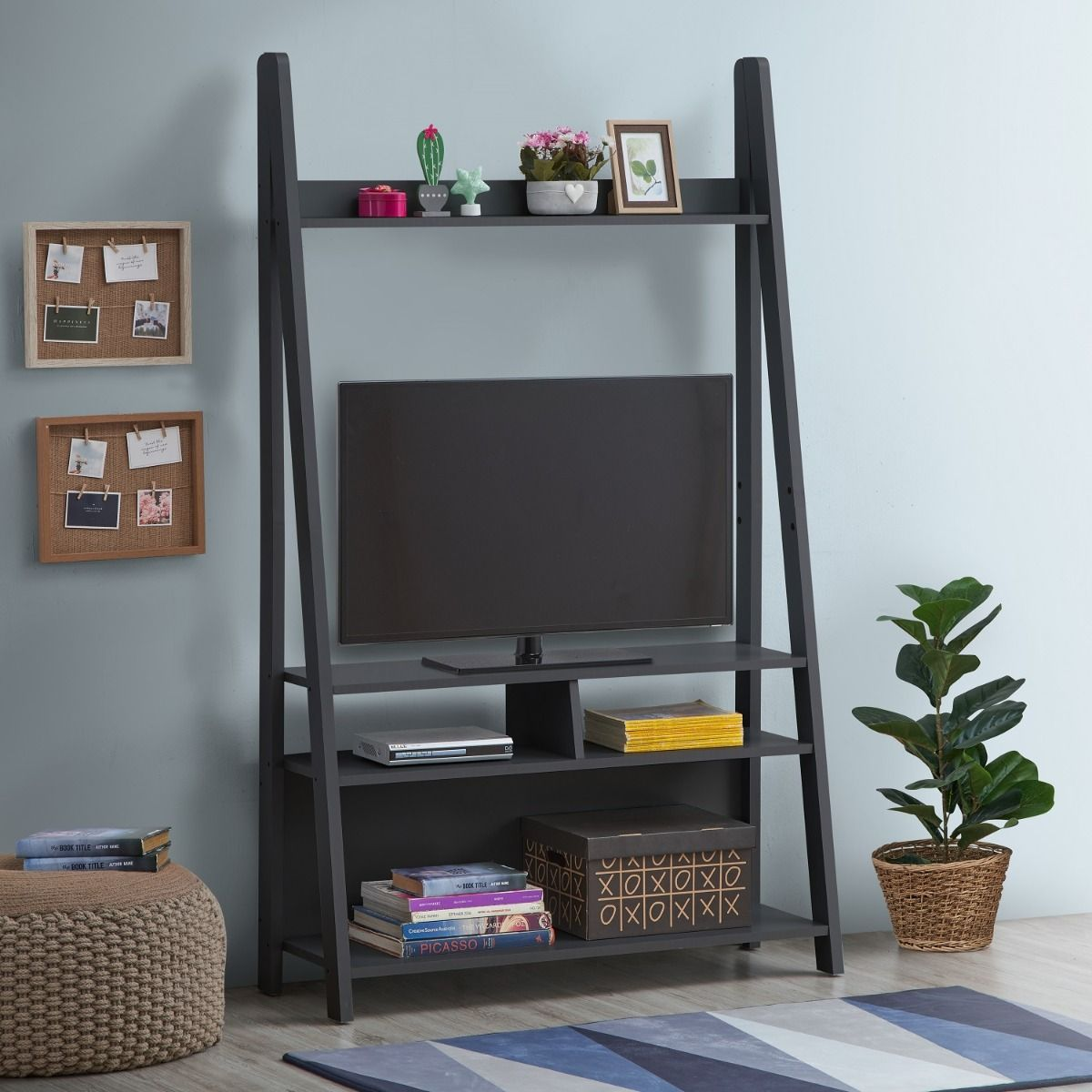 Ladder TV Unit