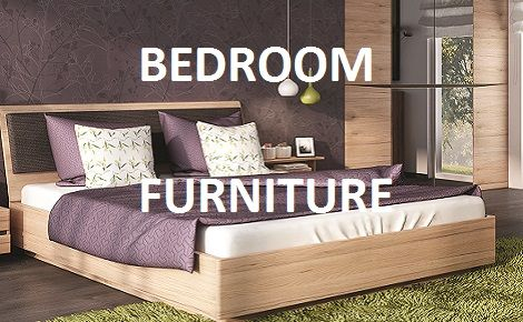 Designer home and Gardens selection of bedroom furniture
